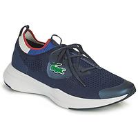 Obuća Muškarci  Niske tenisice Lacoste RUN SPIN KNIT 0121 1 SMA Blue