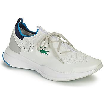 Obuća Muškarci  Niske tenisice Lacoste RUN SPIN KNIT 0121 1 SMA Bijela / Blue