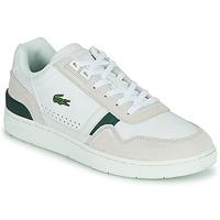 Obuća Muškarci  Niske tenisice Lacoste T-CLIP 0120 3 SMA Bijela / Bež