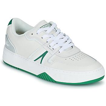 Obuća Žene  Niske tenisice Lacoste L001 0321 1 SFA Bijela / Zelena