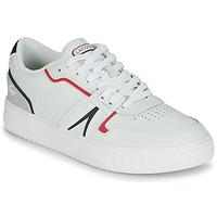 Obuća Muškarci  Niske tenisice Lacoste L001 0321 1 SMA Bijela / Red / Blue