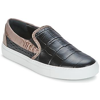 Obuća Žene  Slip-on cipele Sonia Rykiel Sonia By - Sketch202 Crna / Taupe