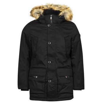 Odjeća Muškarci  Parke Tom Tailor 1026754 Crna