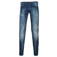 Odjeća Muškarci  Slim traperice Jack & Jones JIGLENN JJROCK Blue