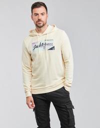 Odjeća Muškarci  Sportske majice Jack & Jones JORLOGON Bež