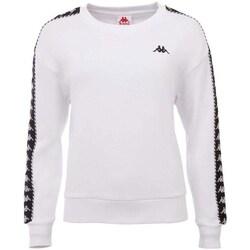 Odjeća Žene  Sportske majice Kappa Ilary Bijela