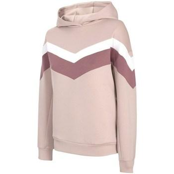 Odjeća Žene  Sportske majice 4F BLD020 Bež