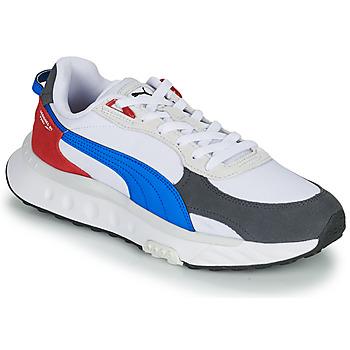 Obuća Muškarci  Niske tenisice Puma WILD RIDER COLLIN Multicolour