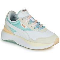 Obuća Žene  Niske tenisice Puma CRUISE RIDER Bijela / Multicolour