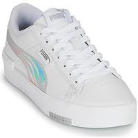 Obuća Djevojčica Niske tenisice Puma JADA RAINBOW JR Bijela / Multicolour