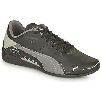 Obuća Muškarci  Niske tenisice Puma MERCEDES DRIFTCAT Crna / Siva