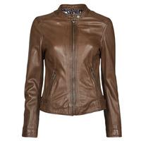 Odjeća Žene  Kožne i sintetičke jakne Oakwood KARINE Smeđa