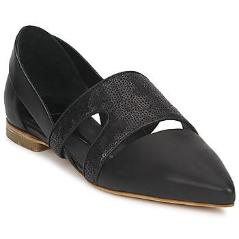 Obuća Žene  Balerinke i Mary Jane cipele McQ Alexander McQueen 318321 Crna