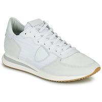 Obuća Muškarci  Niske tenisice Philippe Model TRPX LOW BASIC Bijela