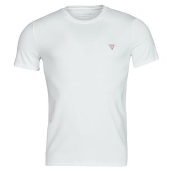 Odjeća Muškarci  Majice kratkih rukava Guess CN SS CORE TEE Bijela