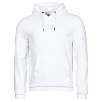 Odjeća Muškarci  Sportske majice Guess CHRISTIAN HOODIE FLEECE Bijela