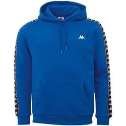 Odjeća Muškarci  Sportske majice Kappa Igon Blue