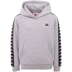 Odjeća Muškarci  Sportske majice Kappa Igon Siva