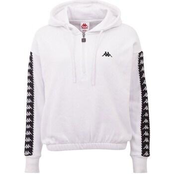Odjeća Žene  Sportske majice Kappa Ivaine Bijela