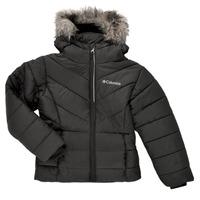 Odjeća Djevojčica Pernate jakne Columbia KATELYN CREST Crna