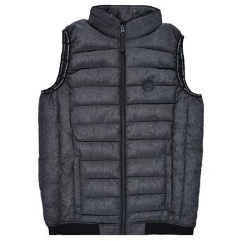 Odjeća Dječak  Pernate jakne Deeluxe MAC Crna