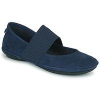 Obuća Žene  Balerinke i Mary Jane cipele Camper RIGHT NINA Blue