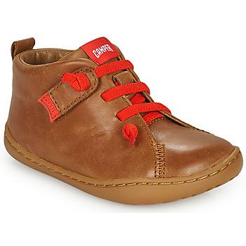 Obuća Djeca Derby cipele Camper PEU CAMI Smeđa