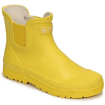 Obuća Djeca Gumene čizme Aigle CHELSEA 2 Žuta
