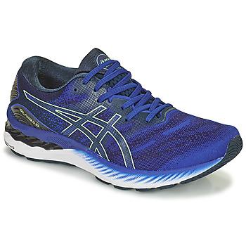 Obuća Muškarci  Running/Trail Asics GEL-NIMBUS 23 Blue