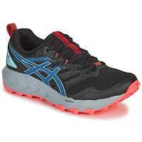 Obuća Žene  Running/Trail Asics GEL-SONOMA 6 Crna / Blue / Ružičasta