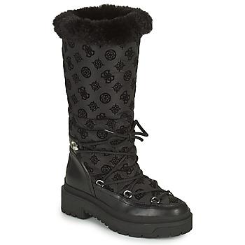 Obuća Žene  Čizme za snijeg Guess LARYA Crna