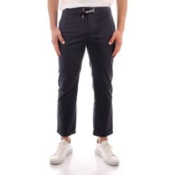 Odjeća Muškarci  Chino hlačei hlače mrkva kroja Refrigiwear GA9103-P24800 BLUE