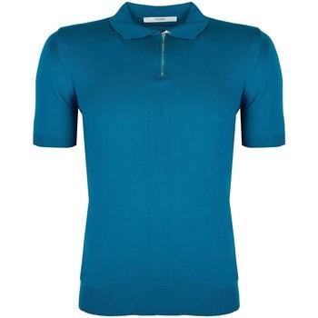 Odjeća Muškarci  Polo majice kratkih rukava Takeshy Kurosawa  Blue