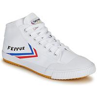 Obuća Muškarci  Visoke tenisice Feiyue FE LO 1920 MID Bijela / Blue / Red