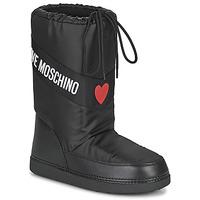 Obuća Žene  Čizme za snijeg Love Moschino JA24032G1D Crna