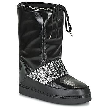 Obuća Žene  Čizme za snijeg Love Moschino JA24042G1D Crna