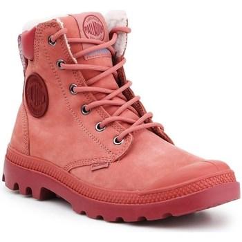 Obuća Žene  Čizme za snijeg Palladium Manufacture Pampa Sport Cuff Wps Red