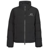 Odjeća Žene  Pernate jakne Armani Exchange 6KYB11 Crna