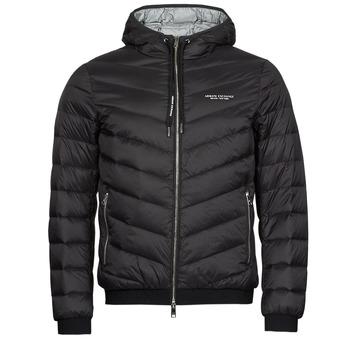 Odjeća Muškarci  Pernate jakne Armani Exchange 8NZB53 Crna