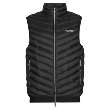 Odjeća Muškarci  Pernate jakne Armani Exchange 8NZQ52 Crna