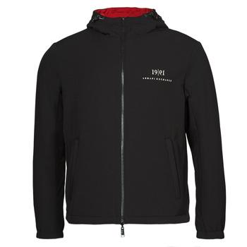 Odjeća Muškarci  Kratke jakne Armani Exchange 6KZB56 Crna