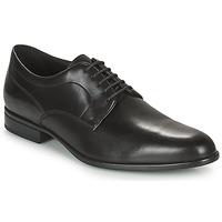Obuća Muškarci  Derby cipele Geox IACOPO Crna
