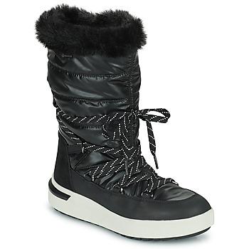 Obuća Žene  Čizme za snijeg Geox DALYLA ABX Crna