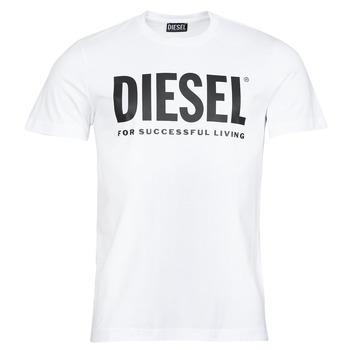 Odjeća Muškarci  Majice kratkih rukava Diesel T-DIEGOS-ECOLOGO Bijela