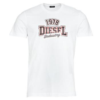 Odjeća Muškarci  Majice kratkih rukava Diesel T-DIEGOS-K26 Bijela
