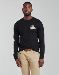Odjeća Muškarci  Majice dugih rukava Diesel T-DIEGOS-LS-K27 Crna