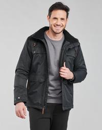 Odjeća Muškarci  Kratke jakne Columbia SOUTH CANYON LINED JACKET Crna