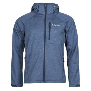 Odjeća Muškarci  Kratke jakne Columbia CASCADE RIDGE II SOFTSHELL Blue