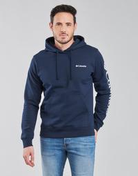 Odjeća Muškarci  Sportske majice Columbia VIEWMONT II SLEEVE GRAPHIC HOODIE Bijela