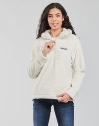 Odjeća Žene  Flisevi Columbia BUNDLE UP HOODED PULLOVER Bijela